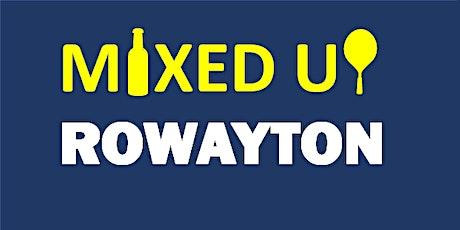 Rowayton Mixed-Up Paddle Tennis - November 2020 tickets