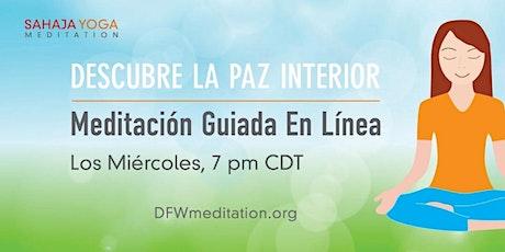 Clases de meditación en Español en línea entradas