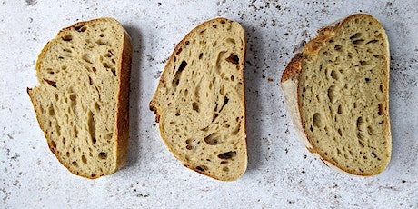 Gluten Free Sourdough Making and Baking *Online* tickets
