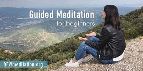 Guided Meditation Sessions, Every Saturday Morning tickets