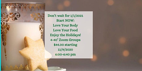 Make Peace with Your Body and Food One Thought at a Time! tickets