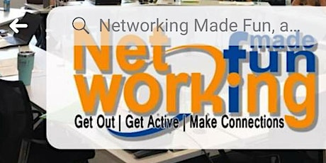Networking Made Fun-Networking Meeting-Phoenix tickets
