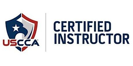 USCCA Firearms Instructor Course - Micanopy,FL tickets