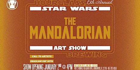 Star Wars The Mandalorian Art Show tickets