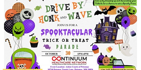 Drive By Truck a Treat ! Honk, Wave and  Truck a Treat Experience tickets