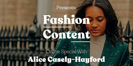 The Kusp Presents Net-A- Porter: Fashion Content tickets