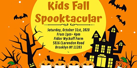 Kids Fall Spooktacular tickets
