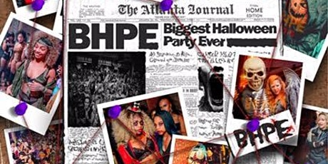 BHPE 2020 BIGGEST HALLOWEEN PARTY EVER V tickets
