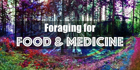 Foraging for Food & Medicine tickets