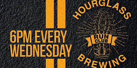 Run Club at Hourglass Brewing tickets