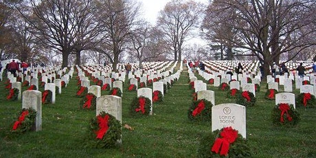 Wreaths Across America / Arlington National Cemetery Information tickets