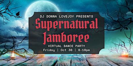 Supernatural Jamboree tickets