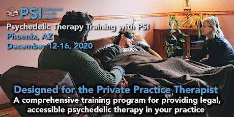 Psychedelic Therapy Training with PSI: Phoenix, AZ tickets