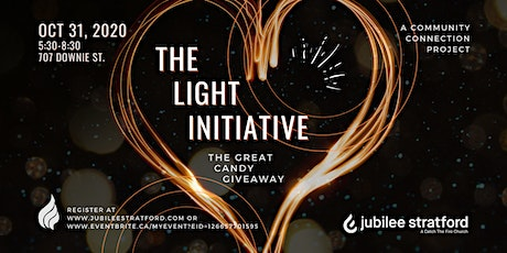 The Light Initiative: The Great Candy Giveaway tickets