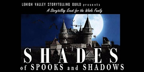 Shades of Spooks and Shadows tickets