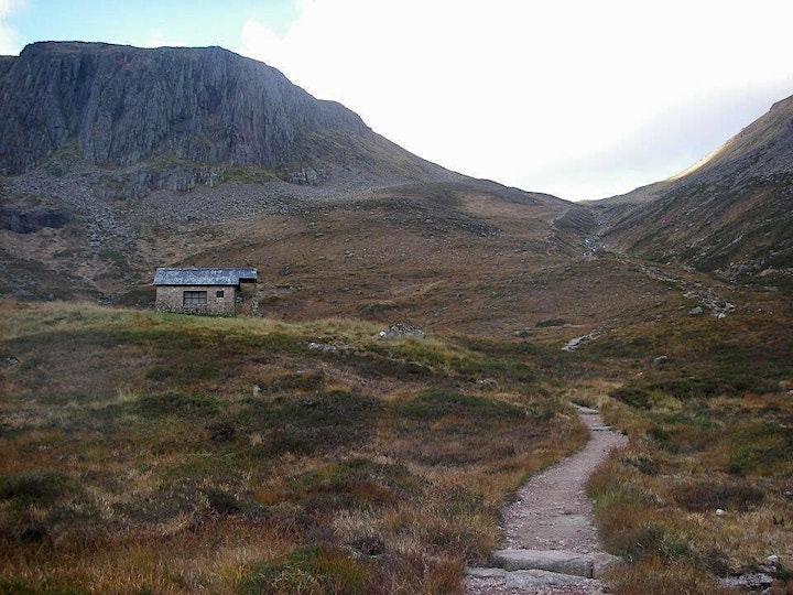 Guided Trail Running, CAIRNGORMS image