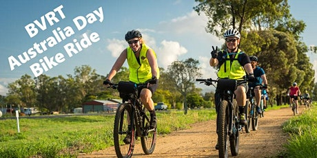 Free Australia Day BVRT Bike Ride 2021 (44 km) tickets