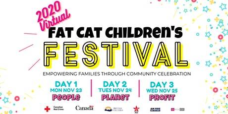 The 2020 Virtual Fat Cat Children's Festival tickets