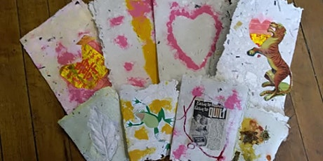 Holiday Paper Making with Katy Dement tickets