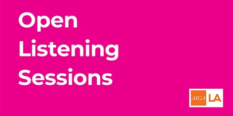Open Listening Sessions tickets