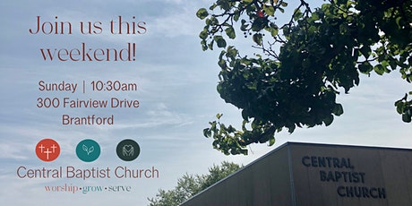 Sunday Service (In-Person) - November 15