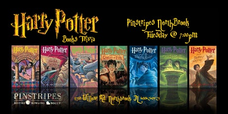 Harry Potter Books Trivia at Pinstripes Northbrook tickets