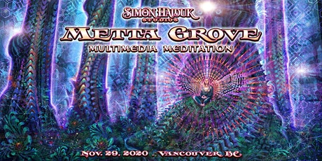 Metta Grove ~ Multimedia Meditation ~ Nov.29, Show  #2 tickets