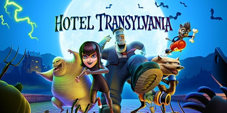 Drive-In Movie: Hotel Transylvania tickets