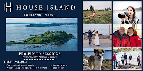 House Island's Pro Photo Sessions tickets