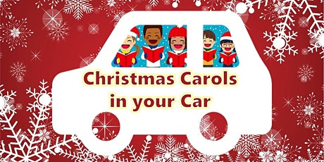 Christmas Carols in your Car tickets