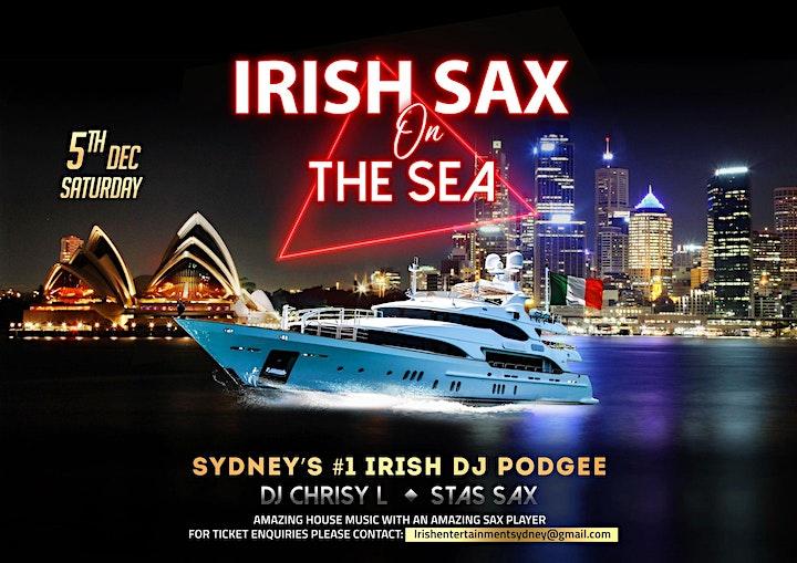 Irish Sax On The Sea image