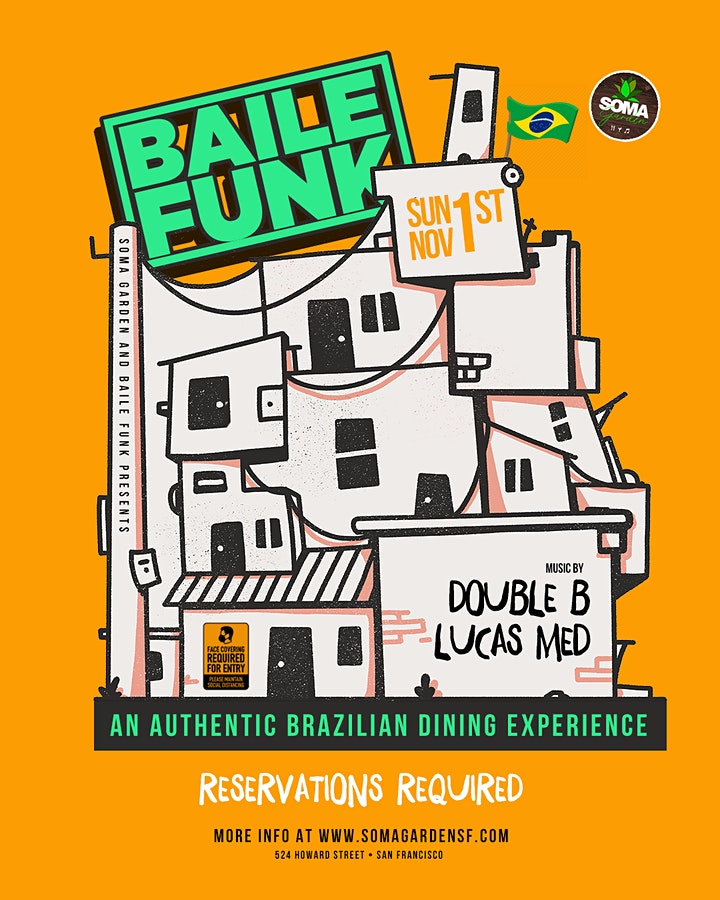 Baile Funk feat. Lucas Med & Double B image