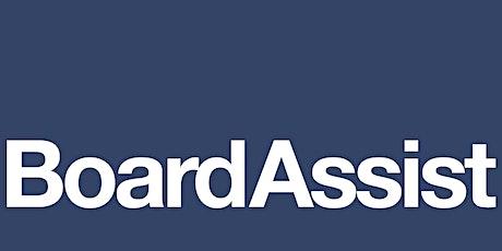 BoardAssist Junior Board Summit tickets