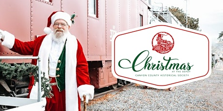 Private Polar Express for 40 | Christmas at The Nampa Train Depot tickets