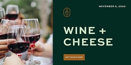 Wine and Cheese Pairing With Mission Grape tickets