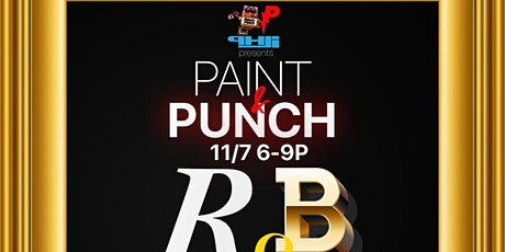 Paint & Punch tickets