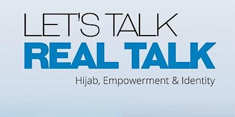 Let's Talk Real Talk tickets