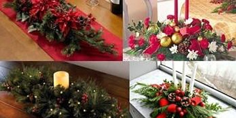 Make-Your-Own Holiday Centerpiece tickets