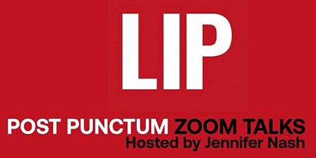 Copy of LIP - Post Punctum Talks - David George. tickets
