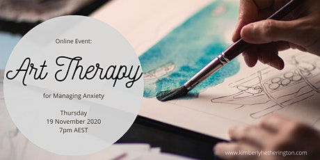 Art Therapy for Anxiety tickets