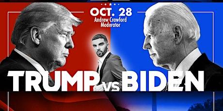 Trump VS Biden tickets