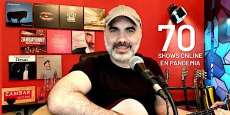 """Zambayonny Show OnLine  #70  """"NOCHE DE NUMEROS"""" entradas"""