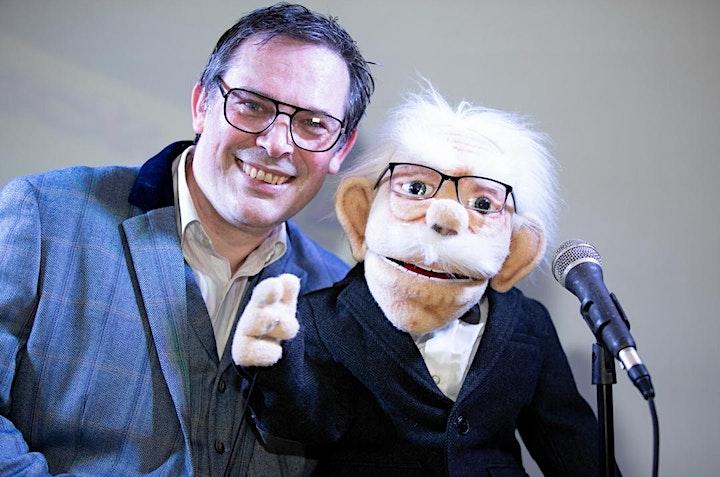 Mick & Don - The UKs Naughtiest Ventriloquist Show image