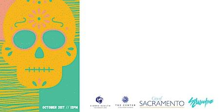 Día de los Muertos Youth Pop Up: Calavera Face Painting Workshop! tickets