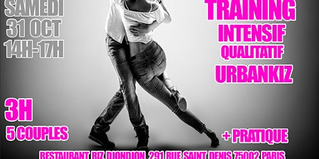 STAGE TRAINING INTENSIF + PRATIQUE billets