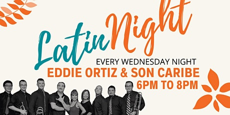 Latin Night at Shorefyre every Wednesday with Son Caribe!! tickets