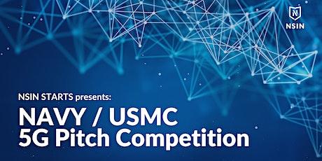 NSIN STARTS presents: Navy & USMC 5G tickets