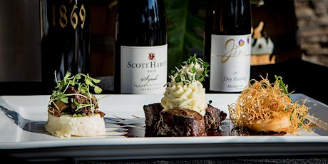 Scott Harvey Wines tickets