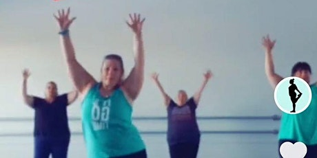CALGARY  CURVY TikTok Inspired Fitness Class  - Oct 30 tickets