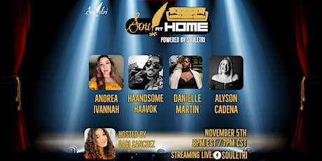 Soul at Home Virtual Concert tickets